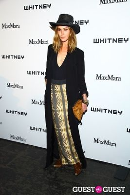 erin wasson in 2013 Whitney Art Party