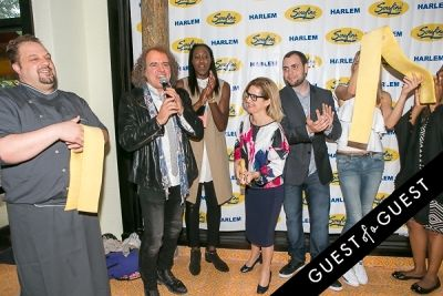 natalia quintavalle in Serafina Harlem Opening