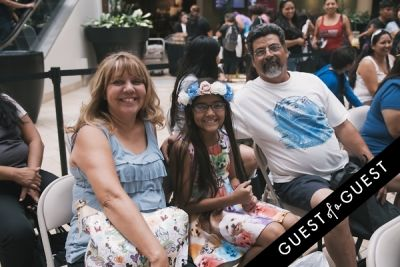 ernestine herrera in Back-To-School with KIIS FM & Forever 21 at The Shops at Montebello