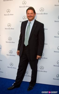 ernst lieb in Mercedes Benz Manhattan Grand Opening