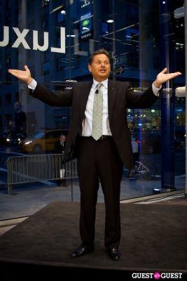 ernst lieb in Mercedes Benz Manhattan Grand Opening