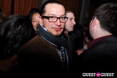 esteban ordonez in Foodie Brat Launch Party