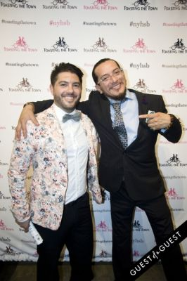 esteban ordonezjustin-noel in Toasting the Town Presents the First Annual New York Heritage Salon & Bounty