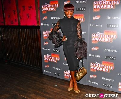 estelle in 7th Annual PAPER Nightlife Awards