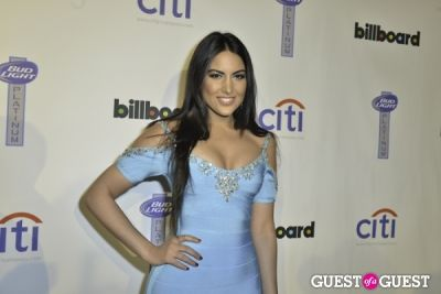 estrella nouri in Citi And Bud Light Platinum Present The Second Annual Billboard After Party