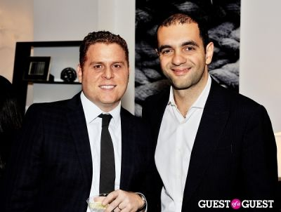 etan hakimi in Luxury Listings NYC launch party at Tui Lifestyle Showroom