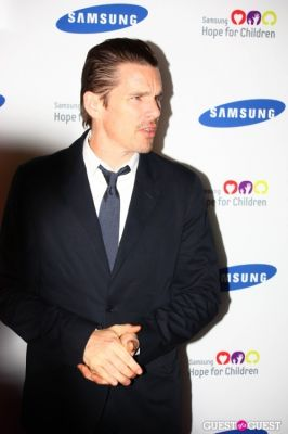 ethan hawke in Samsung 11th Annual Hope for Children Gala