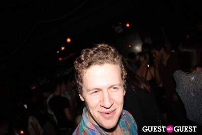 ethan ward in Bass Squad Launch Party