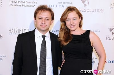 julia geltser in Resolve 2013 - The Resolution Project's Annual Gala