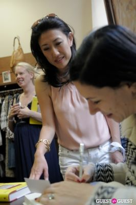 eun yang in Front Row kick off event- Jill Kargman's Arm Candy at Ginger