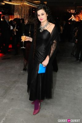 eva franch in The New Museum Spring Gala 2011