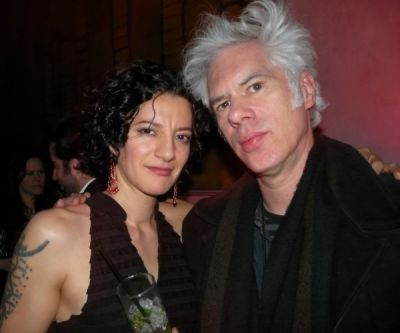 jim jarmusch in Live acoustic set at Rose Bar