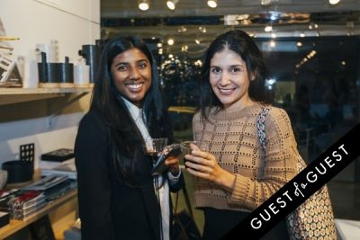 priyanka fernando in Kelly Lamb DOMESTICATED ANIMALS VIP Preview at The MOCA Store