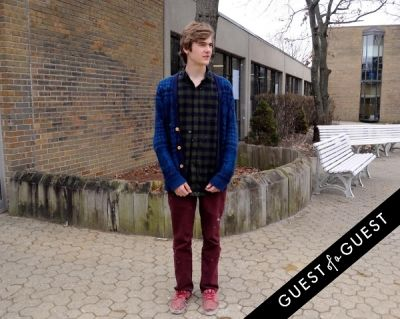evan beresford in Detroit Street Style
