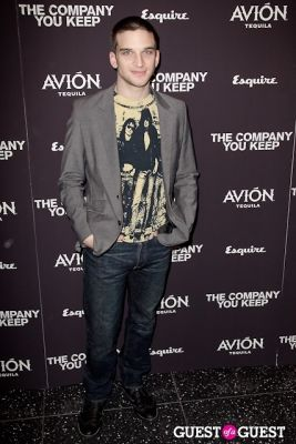 evan jonigkeit in Avion Espresso Presents The Premiere of The Company You Keep