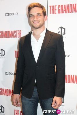 evan jonigkeit in The Grandmaster NY Premiere
