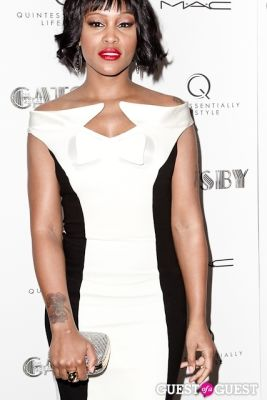 eve in A Private Screening of THE GREAT GATSBY hosted by Quintessentially Lifestyle