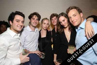 eve gurevich in GYPSY CIRCLE Launch Party