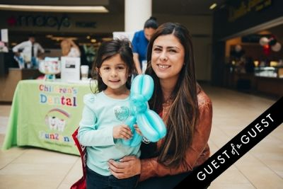 evelyn flores in Diaper Derby at The Shops at Montebello