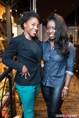 ewura esi-arthur in The Frye Company Pop-Up Gallery