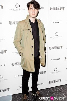 ezra koenig in A Private Screening of THE GREAT GATSBY hosted by Quintessentially Lifestyle