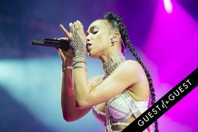 fka twigs in Coachella Festival 2015 Weekend 2 Day 2