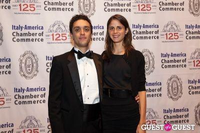 francesco cacchioli in Italy America CC 125th Anniversary Gala