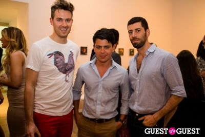 fabien bernal in Summer Crush: A Benefit for K+C's 10th Anniversary