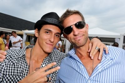 nick bocci in Day and Night Beach Club Brunch Party