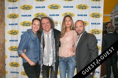 arty dozortsev in Serafina Harlem Opening