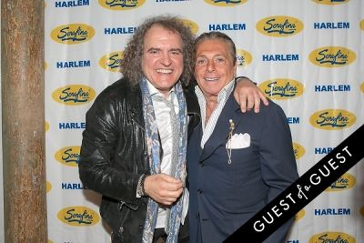 gianni russo in Serafina Harlem Opening
