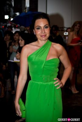 fabiola beracasa in Annual Amfar Foundation Benefit at the MoMA