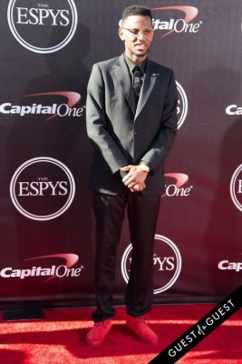 fabolous in The 2014 ESPYS at the Nokia Theatre L.A. LIVE - Red Carpet