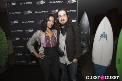 gabriel saurez in ISOLATED Surf Documentary Screening at Equinox - Hosted By Ryan Phillippe