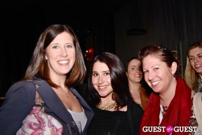 tara getter in Quincy Apparel Launch Party