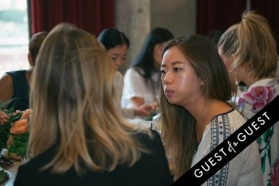 faith xue in DNA Renewal Skincare Endless Summer Beauty Brunch at Ace Hotel DTLA
