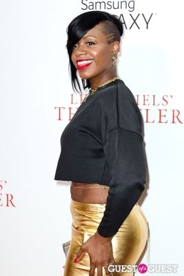 fantasia barrino in The Butler NYC Premiere