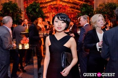 fanyu lin in Central Park Conservancy's Autumn in Central Park