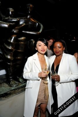 fanyu lin in MoMA 2015 Party in the Garden After Party