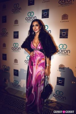 farah zulaikha in Third Annual Caron Renaissance Save a Life Event