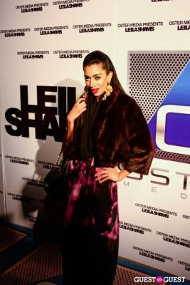 farah zulaikha in Oster Media presents Leila Shams