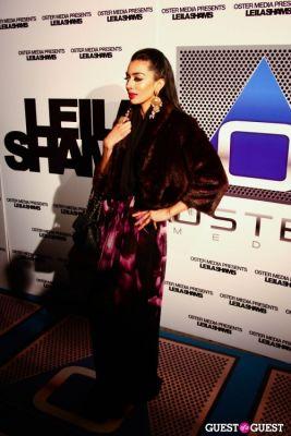 farah zulaikha in Oster Media presents Leila Shams
