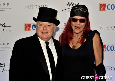 patricia field in Children of Armenia Fund 9th Annual Holiday Gala - gallery 1