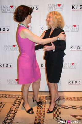 fashion delivers-executive-director-gail-garramone-and-abby-parsonnet-of-fti-consulting in K.I.D.S. & Fashion Delivers Luncheon 2013