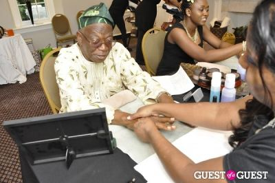 father of-funlayo-alabi in Shea Radiance Target Launch Party