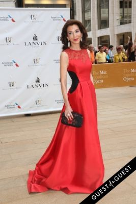 fe fendi in American Ballet Theatre's Opening Night Gala