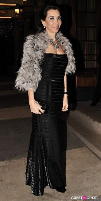 fe fendi in American Ballet Theatre Fall 2011 Opening Night Gala