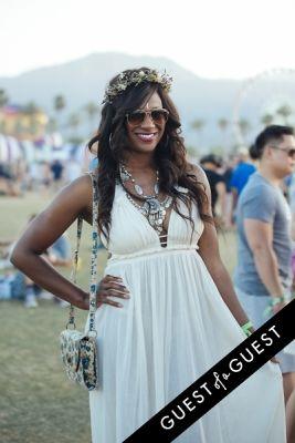 felicia pomare in Coachella Festival 2015 Weekend 2 Day 2