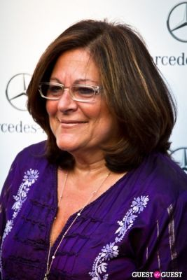 fern mallis in Mercedes Benz Manhattan Grand Opening