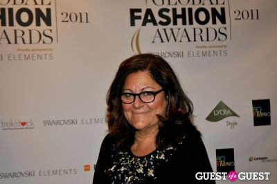 fern mallis in WGSN Global Fashion Awards.